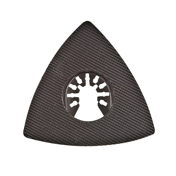 Picture of Genesis GAMT711 Triangular Backing Pad, 3-1/8 in L