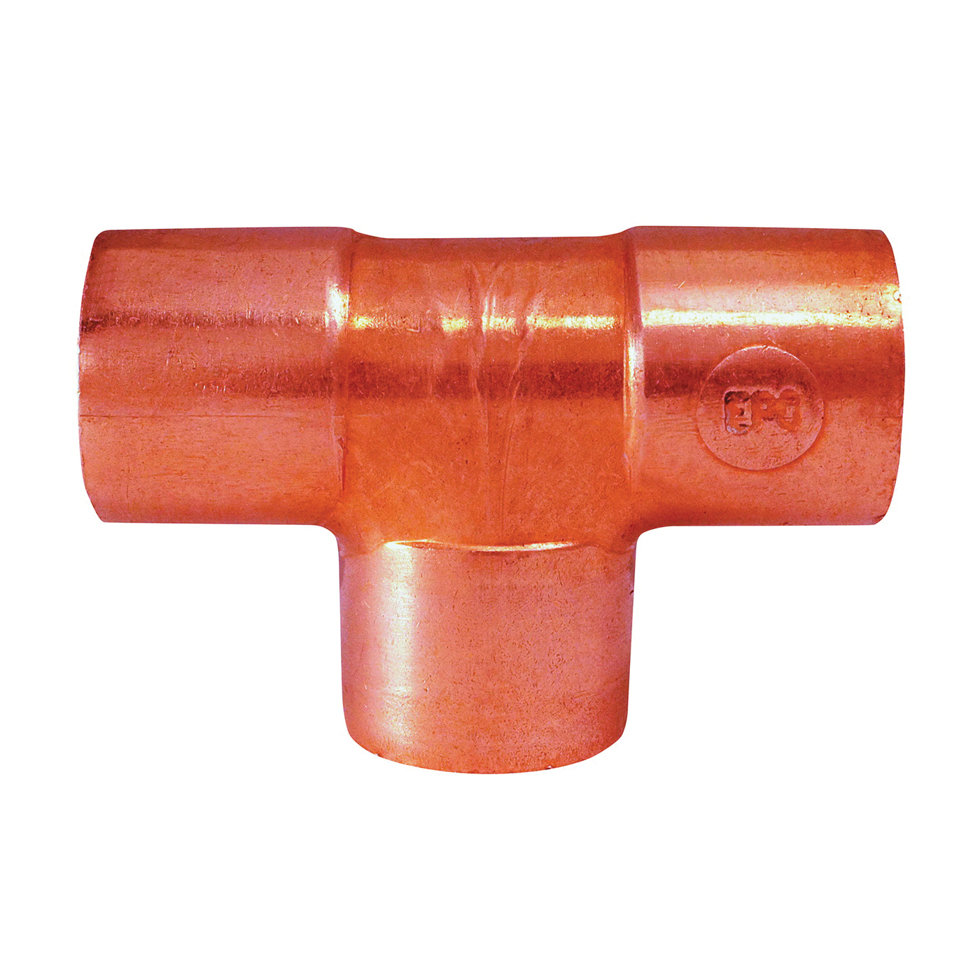 Picture of EPC 111 32866 Pipe Tee, 1-1/4 in, Sweat, Copper