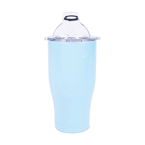 Picture of ORCA ORCCHA27LB/CL Chaser Tumbler, 27 oz Capacity, Stainless Steel, Light Blue