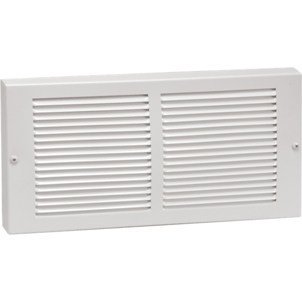 Picture of Imperial RG0019 Return Air Grille, 13-1/4 in L, 7-1/4 in W, Steel, White