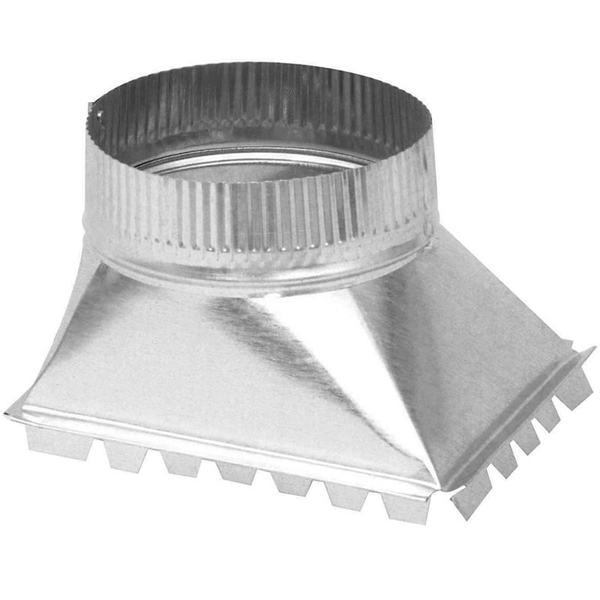 Picture of Imperial GV0957-B Duct Take-Off, 4 in Duct, 30 ga Gauge, Steel