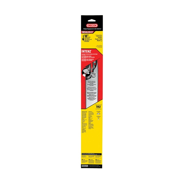 Picture of Oregon Intenz 18S62041 Chainsaw Bar, 18 in L Bar, For: Many Small to Medium Sized Chainsaws
