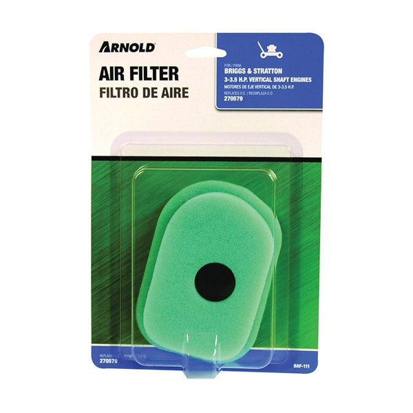 Picture of ARNOLD BAF-111 Replacement Air Filter, Foam Filter Media