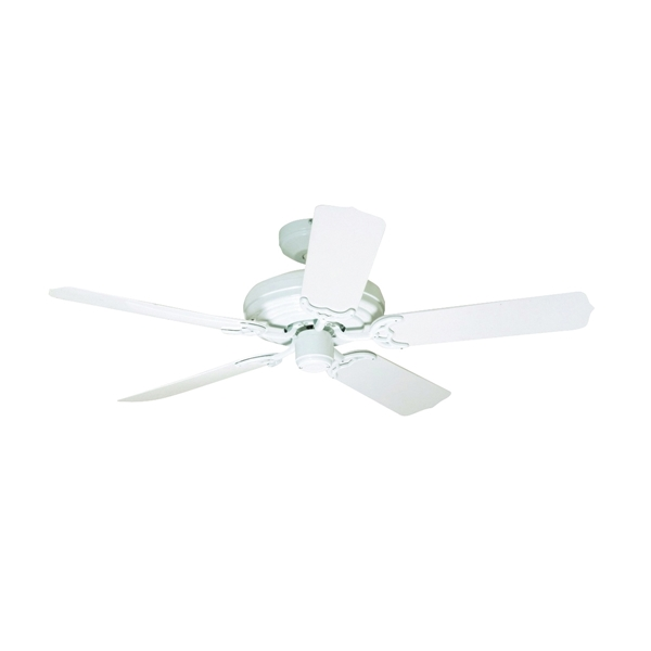 Picture of Hunter 53054 Ceiling Fan, 5-Blade, 52 in Sweep, 5498 cfm Air