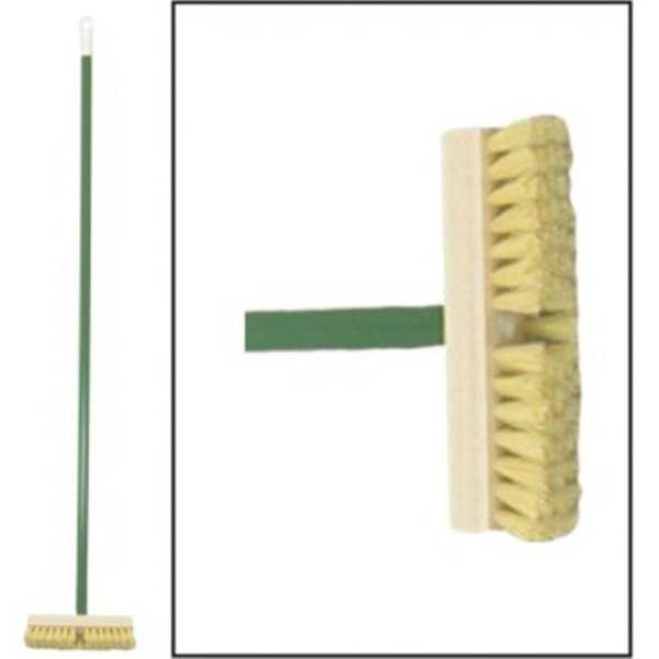 Picture of BIRDWELL 475-6 Floor and Carpet Scrubber with Swivel Cap, 1-1/8 in L Trim