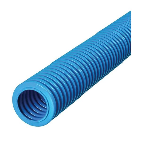 Picture of Carlon Flex-Plus 12007-100 ENT Flexible Raceway, 100 ft L, PVC, Blue