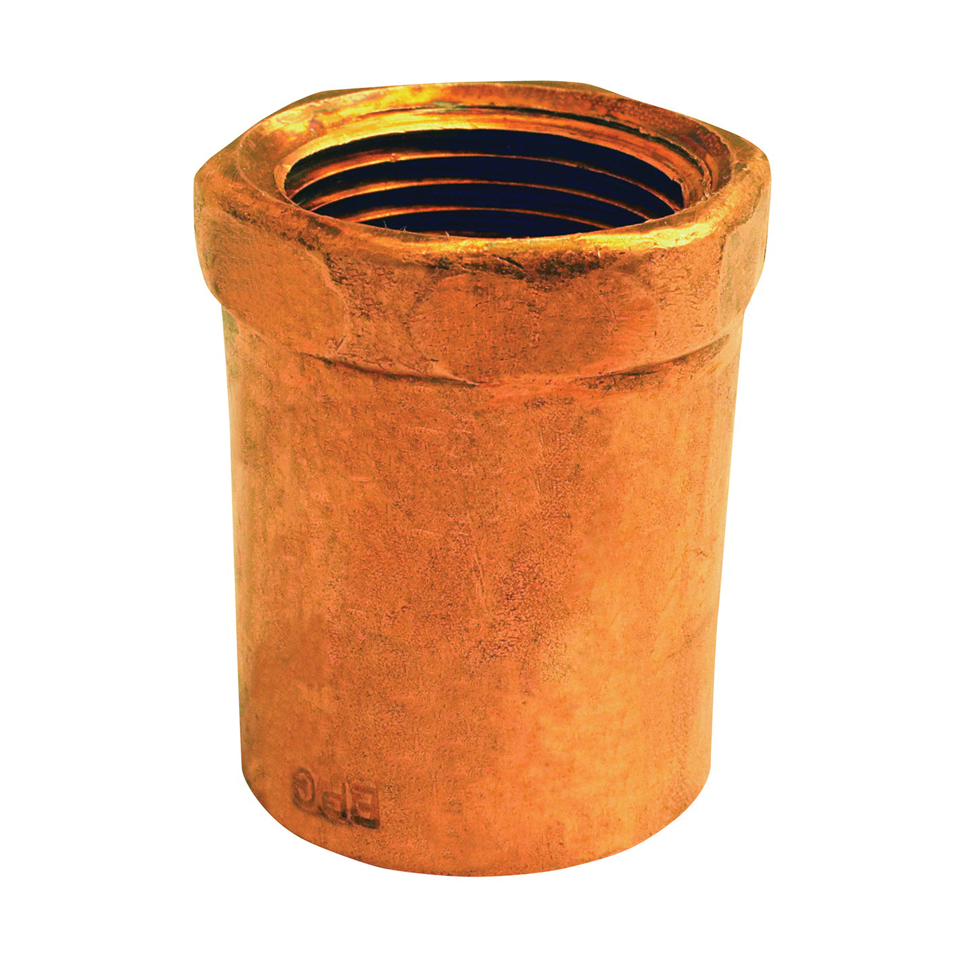 Picture of EPC 103R Series 30134 Reducing Adapter, 1/2 x 3/4 in, Sweat x FNPT, Copper