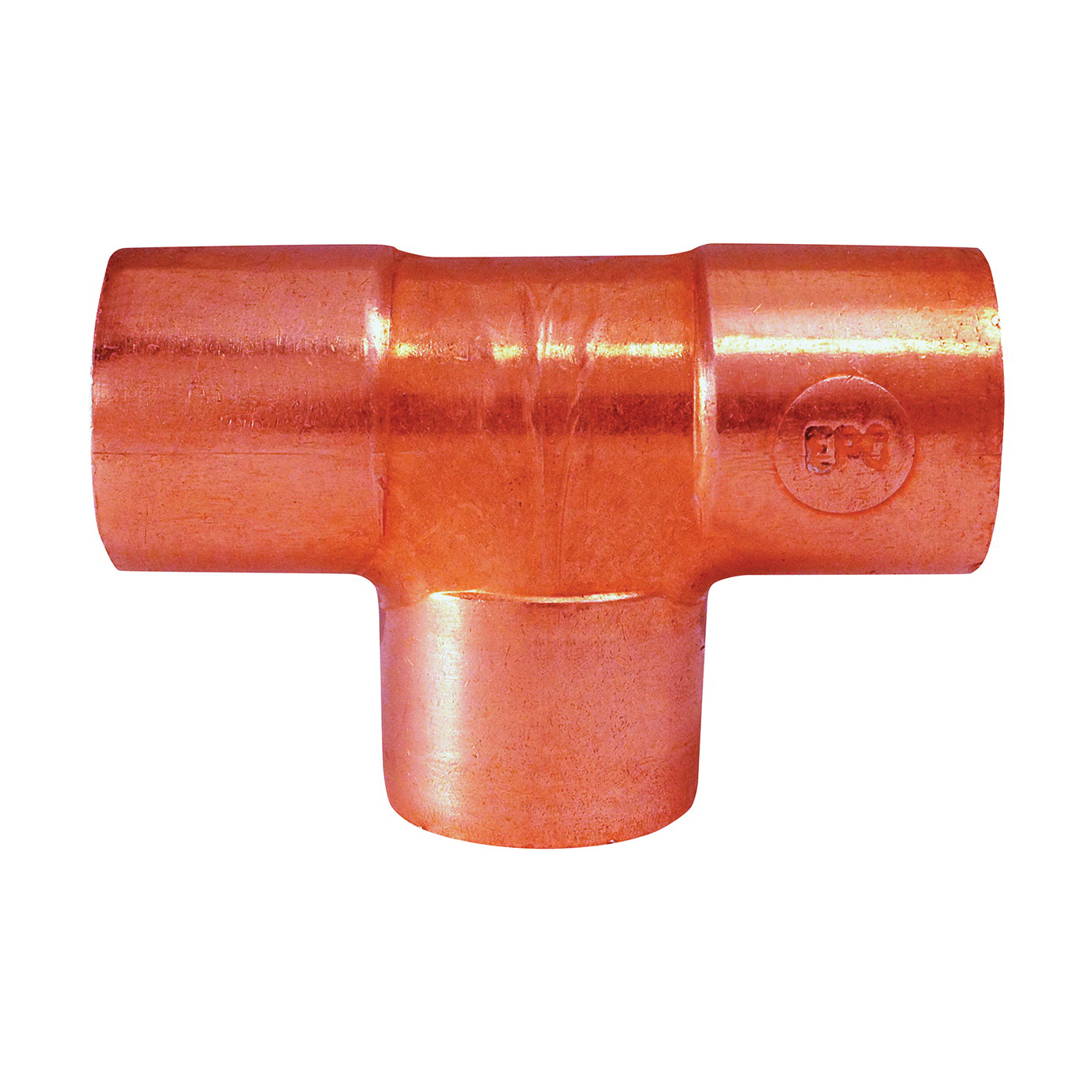 Picture of EPC 111 32668 Pipe Tee, 3/8 in, Sweat, Copper