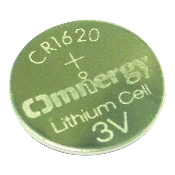 Picture of HY-KO KC900 Fob Battery, 3 V Battery, CR1620 Battery, Lithium