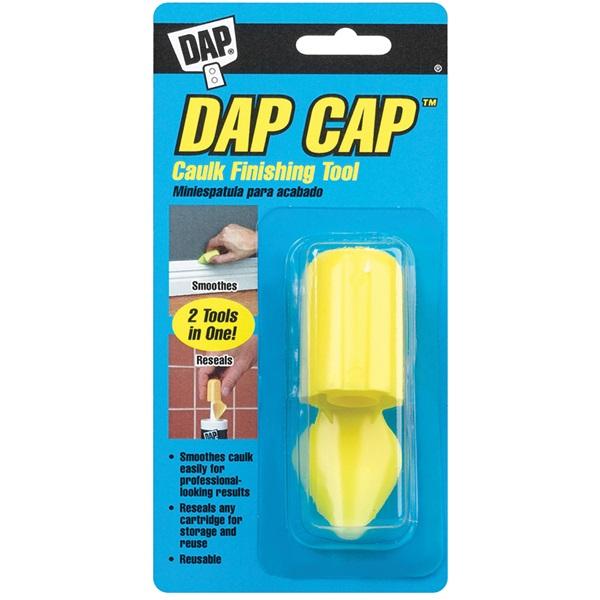 Picture of DAP 18570 Caulk Finishing Tool, Yellow