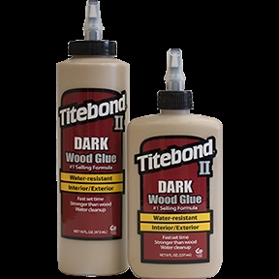 Picture of Titebond II 5002 Wood Glue, Yellow, 4 oz Package, Bottle