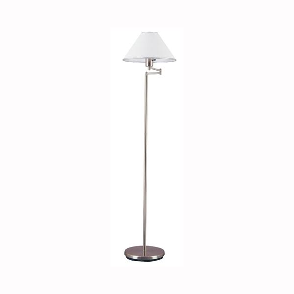 Picture of Boston Harbor TL-AF-8008 Floor Lamp, Incandescent Lamp, Black