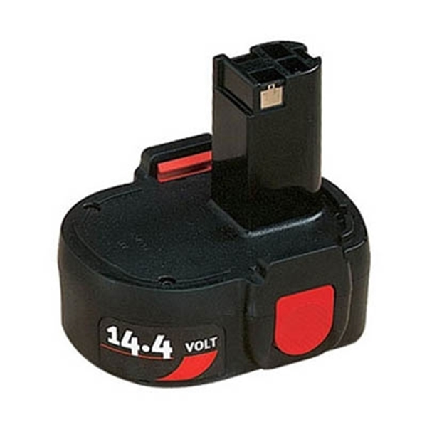 Picture of SKIL 144BAT Battery Pack, 14.4 V Battery, 1.2 Ah