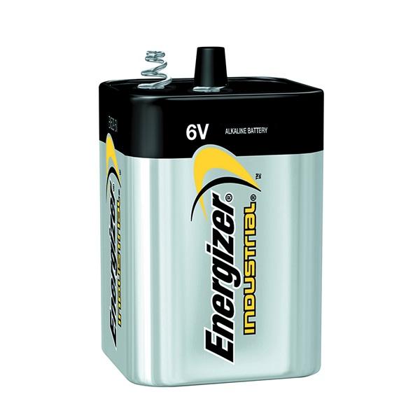 Picture of Energizer 529 Alkaline Battery, 6 V Battery, 26,000 mAh, Zinc, Manganese Dioxide