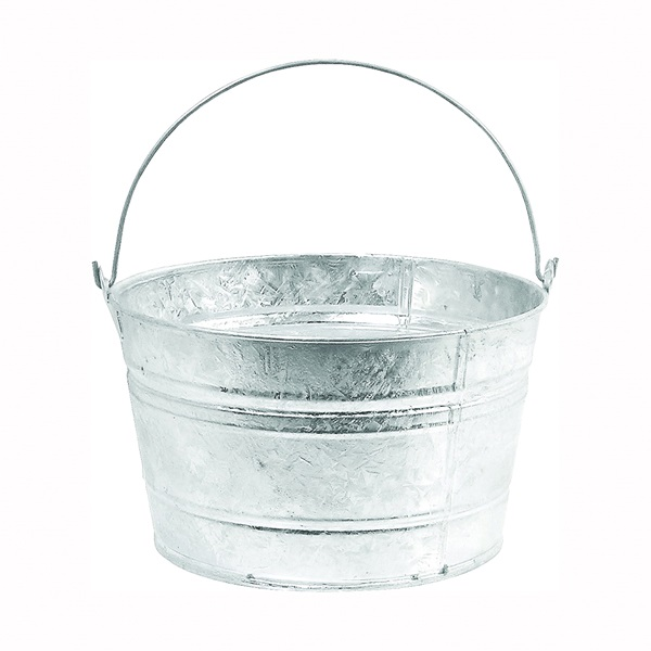 Picture of Behrens C17 Scrub Pail, 4.25 gal Capacity, Steel