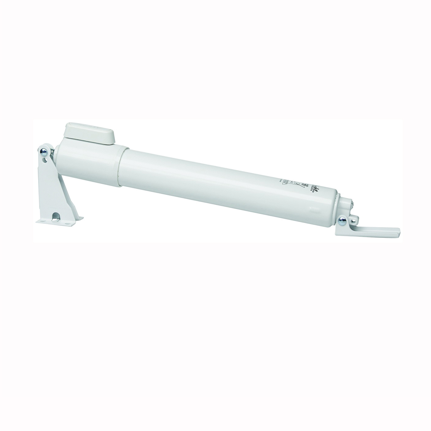 Picture of Wright Products TAP-N-GO V2010WH Pneumatic Door Closer, 90 deg Opening