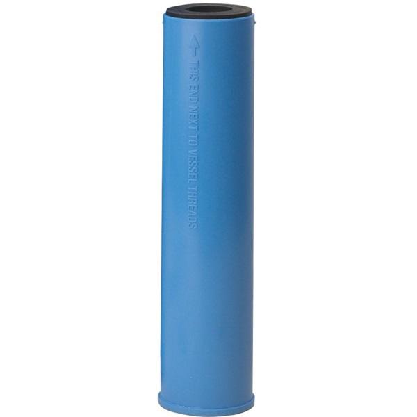 Picture of Pentair OMNIFilter GAC1-SS6-S06 Filter Cartridge, 20 um Filter, Granular Activated Carbon Filter Media