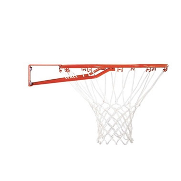 Picture of Lifetime Products 5818 Basketball Rim, 24 in L, 19 in W, Steel, Orange