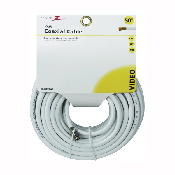 Picture of Zenith VG105006W Coaxial Cable