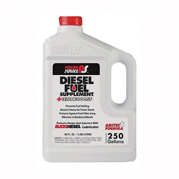 Picture of Warren PS1080-06 Diesel Fuel Supplement, 80 oz Package