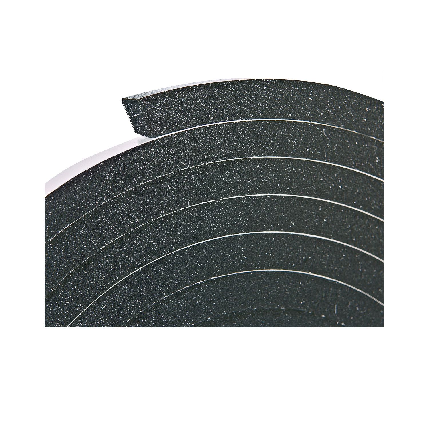 Picture of Frost King R538H Foam Tape, 3/8 in W, 10 ft L, 5/16 in Thick, Rubber, Black