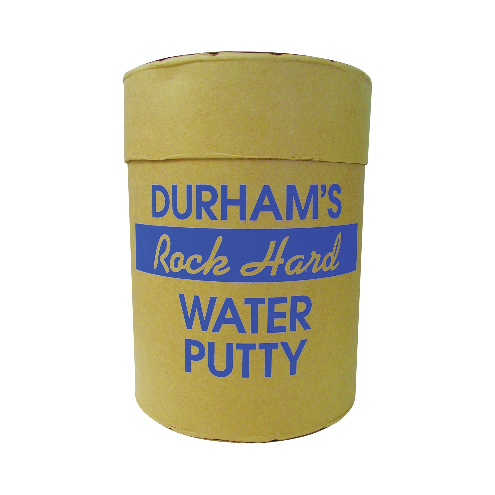 Picture of DURHAM'S Rock Hard 25 Water Putty, Natural Cream, 25 lb Package, Can