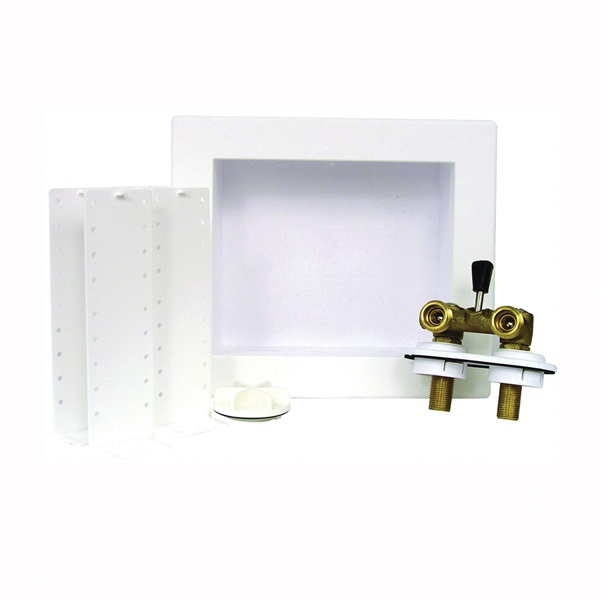 Picture of Oatey Quadtro 38568/38822 Washing Machine Outlet Box, Polystyrene