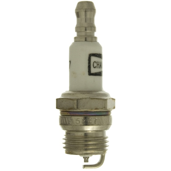 Picture of Champion 847-1 Spark Plug, 0.022 to 0.028 in Fill Gap, 0.551 in Thread, 5/8 in Hex, Copper