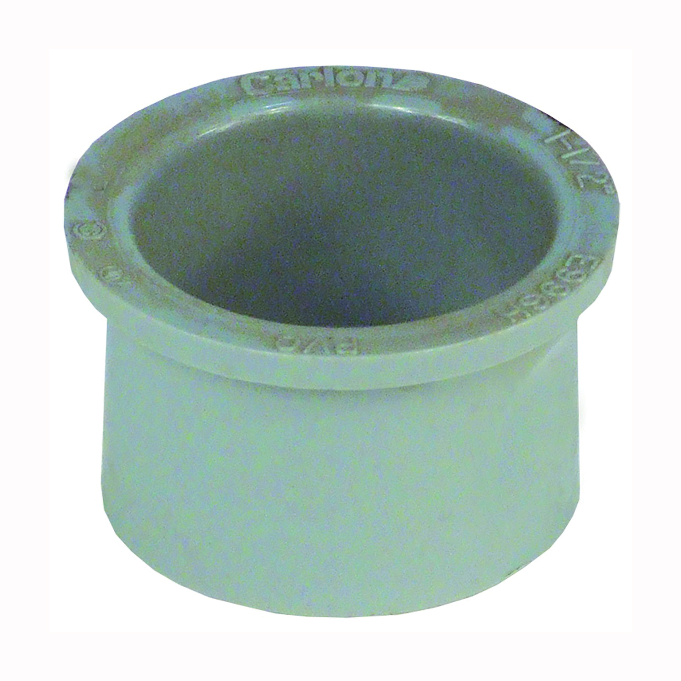 Picture of Thomas & Betts E996DR-CTN Conduit Box Adapter, 0.84 in Dia, 27/32 in L, PVC