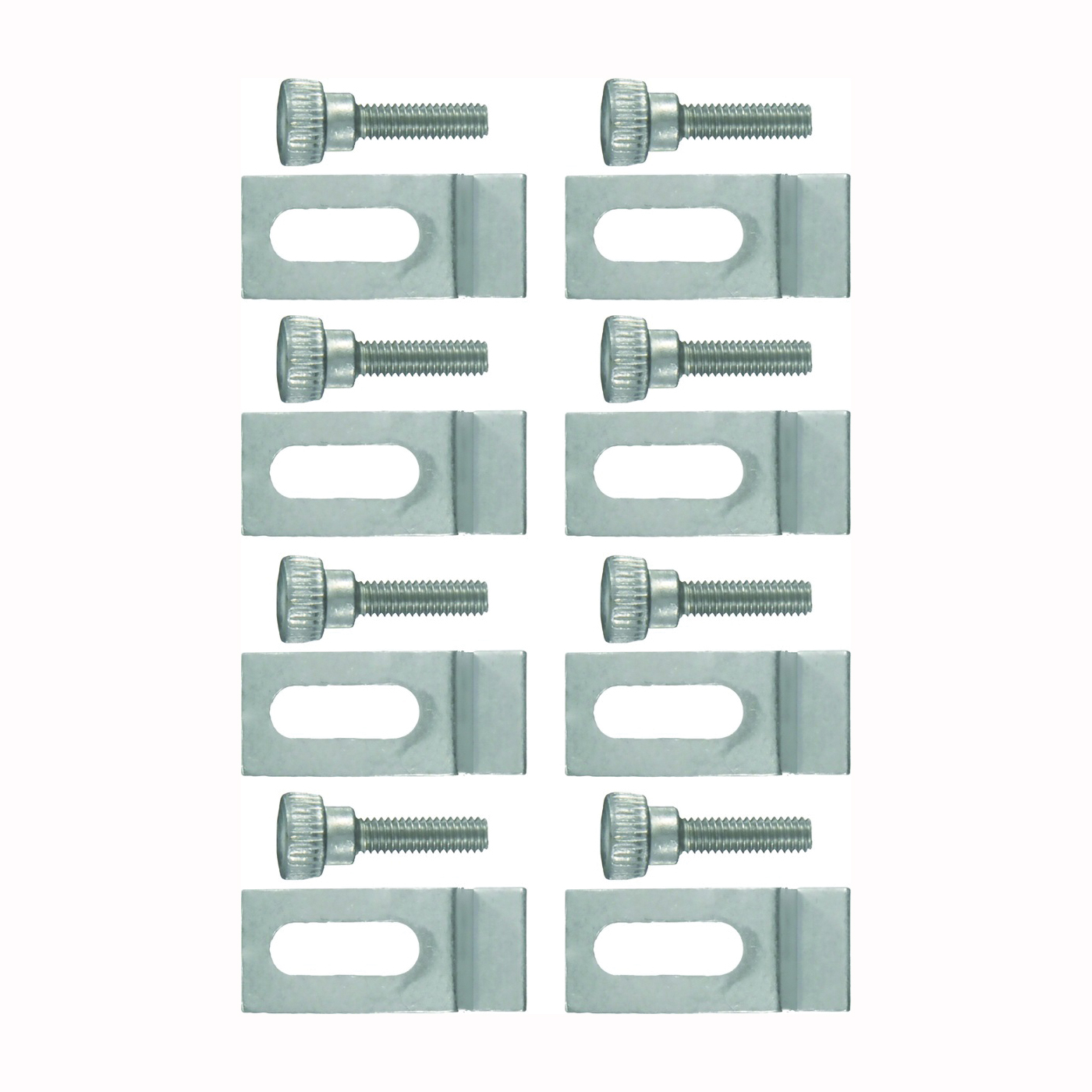 Picture of Wright Products V832CS Panel Clip, Aluminum, For: Screen, Storm Door Panels