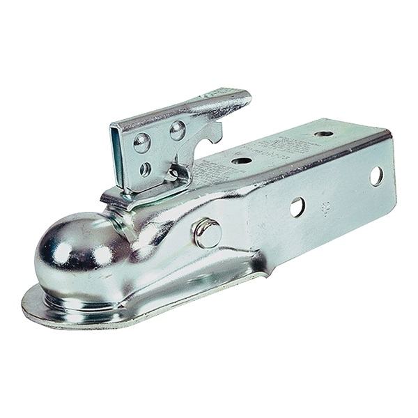 Picture of REESE TOWPOWER FAS-LOK 74042 Trailer Coupler, 3500 lb Towing, 2 in Trailer Ball, Steel