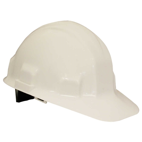 Picture of JACKSON SAFETY SAFETY Sentry III 3000064 Hard Hat, 11 x 9 x 8-1/2 in, 6-Point Suspension, HDPE Shell, White