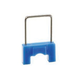 Picture of GB MPS-2080 Cable Staple, 5/16 in W Crown, 7/8 in L Leg, Metal/Plastic, 250, Pack