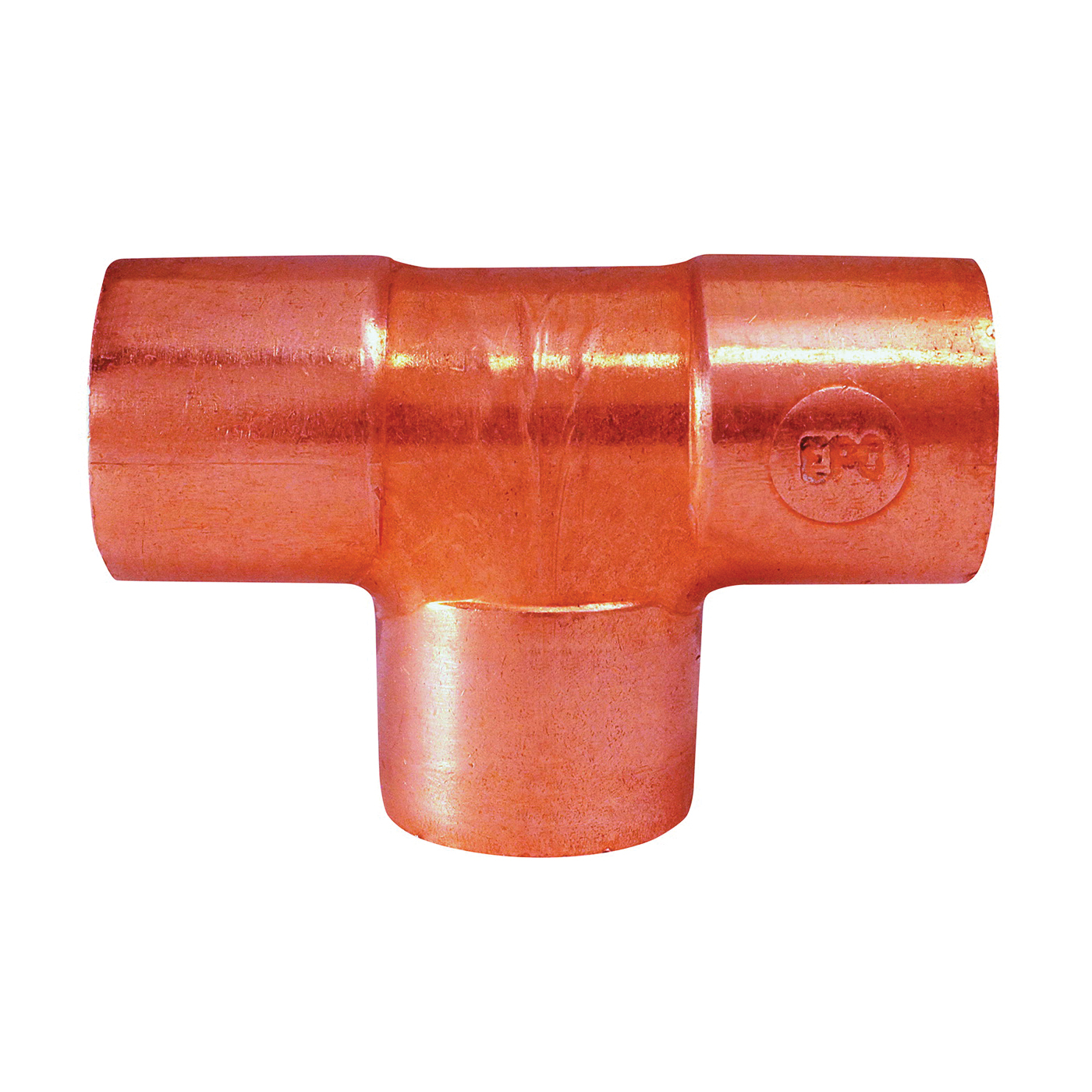 Picture of EPC 111 32640 Pipe Tee, 1/4 in, Sweat, Copper
