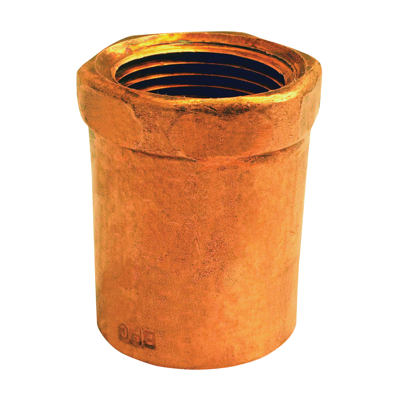 Picture of EPC 103R Series 30156 Reducing Adapter, 3/4 x 1/2 in, Sweat x FNPT, Copper