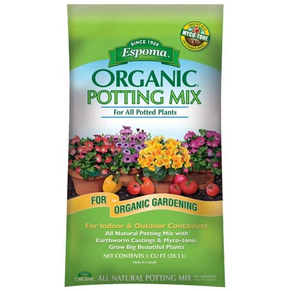 Picture of ESPOMA AP4 Potting Soil Mix, 4 qt Package, Bag