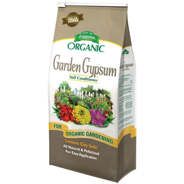 Picture of ESPOMA GG6 Garden Gypsum, Granular, 6 lb Package, Bag