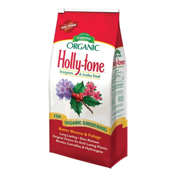 Picture of ESPOMA Holly-Tone HT4 Plant Food, Granular, 4 lb Package, Bag