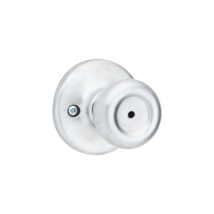 Picture of Kwikset 300T26DCP Privacy Door Knob, Satin Chrome