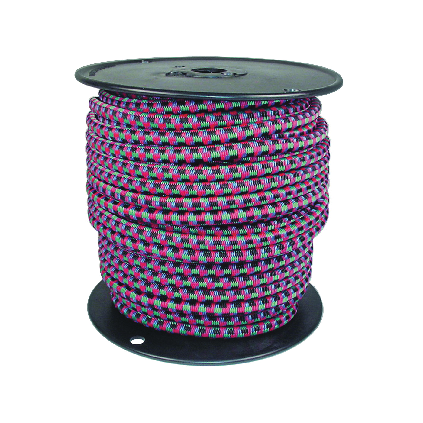 Picture of KEEPER 06415 Bungee Cord, 5/16 in Dia, 125 ft L, Rubber