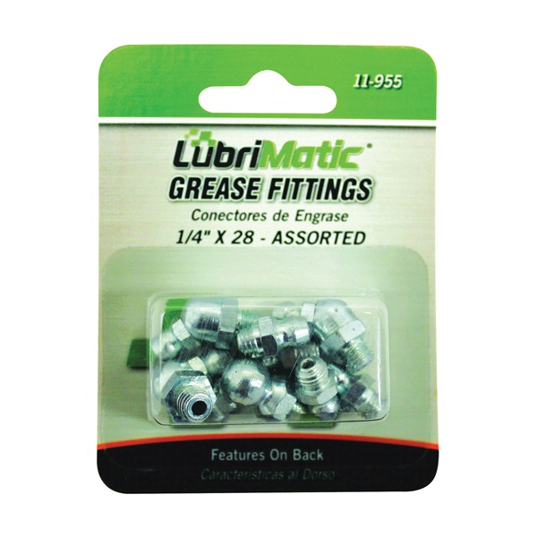 Picture of LubriMatic 11-955 Grease Fitting Assortment, 1/4-28