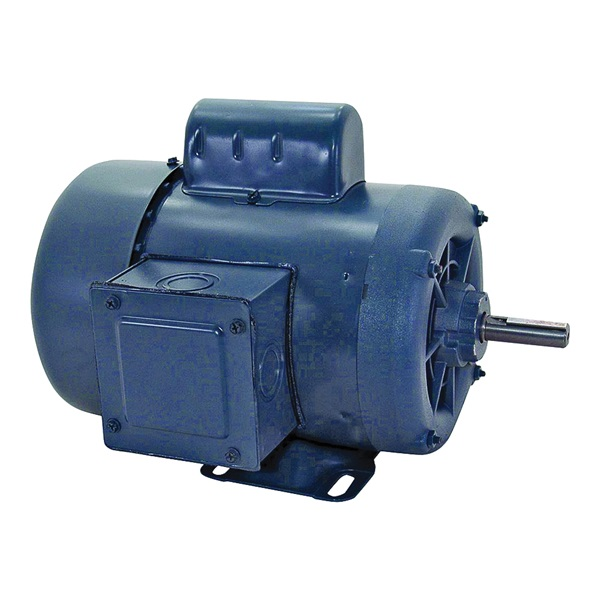 Picture of Century C520 Electric Motor, 0.75 hp, 1 -Phase, 208/230/115 V, 5/8 in Dia x 1-7/8 in L Shaft, Ball Bearing