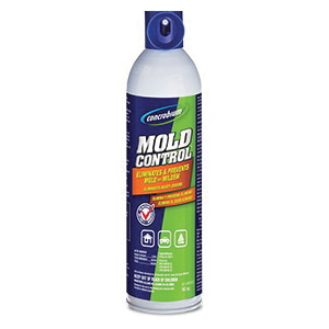 Picture of Concrobium 27400CAL Mold Control, 14.1 oz Package, Aerosol Can, Liquid, Odorless, Clear