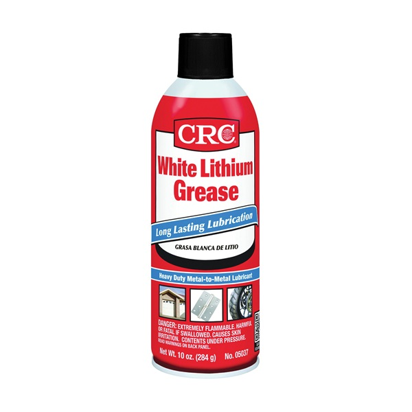 Picture of Sta-Lube 05037 Lithium Grease, 10 oz Package, Aerosol Can, Solvent, Off-White