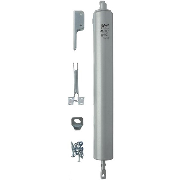Picture of Wright Products V150 Pneumatic Door Closer, Aluminum, 90 deg Opening