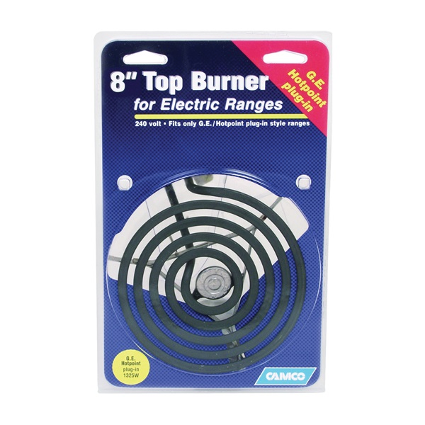 Picture of CAMCO 00113 Top Burner, 240 V, 2350 W, Plug