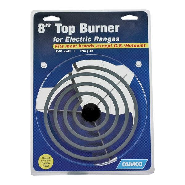 Picture of CAMCO 00153 Top Burner, 240 V, 2100 W, Plug