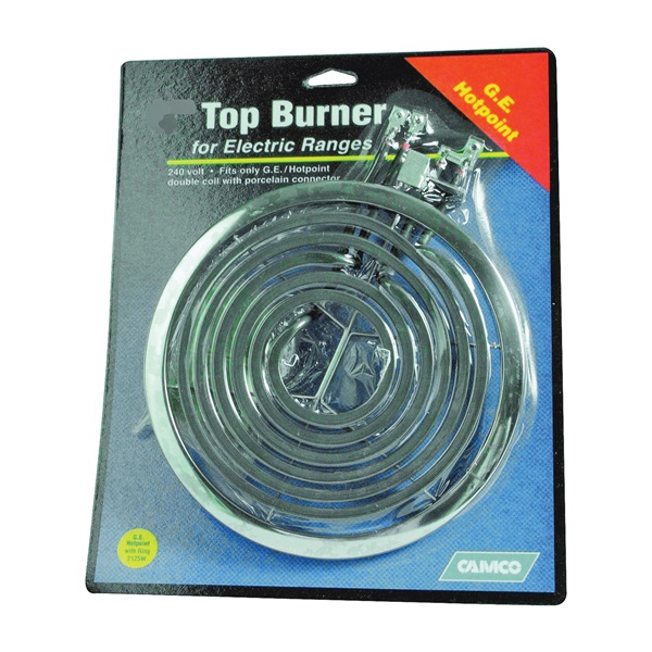 Picture of CAMCO 00183 Top Burner, 240 V, 1325 W
