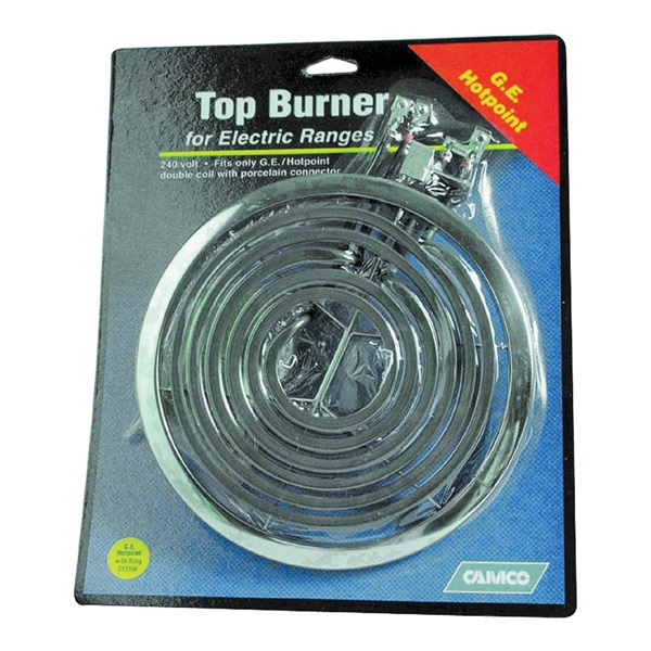 Picture of CAMCO 00193 Top Burner, 240 V, 2125 W
