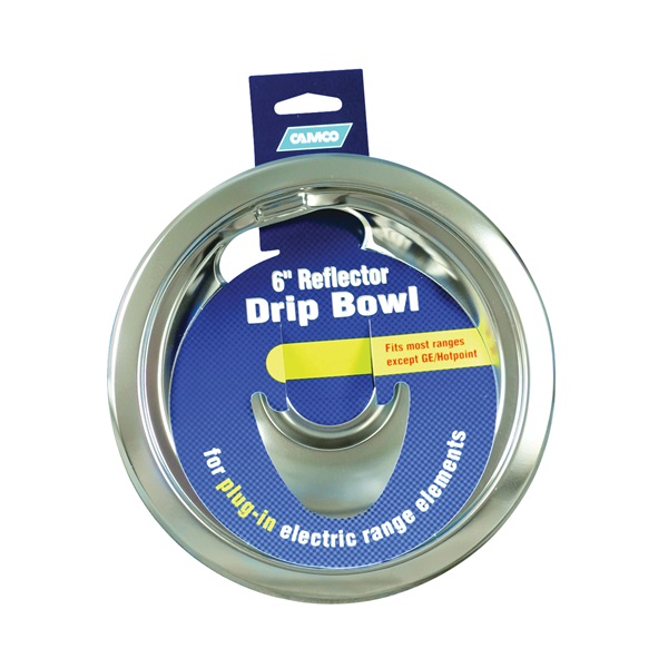 Picture of CAMCO 00383 Drip Bowl, 6 in Dia